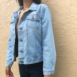 Vintage jean jacket from 90s/00s